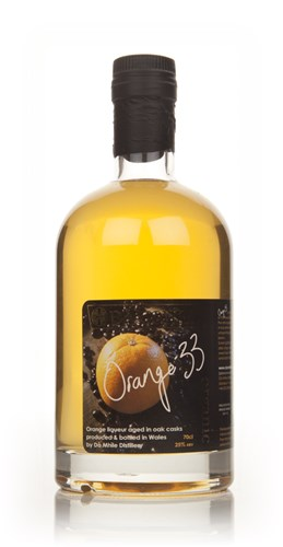 Dà Mhìle Orange 33 Liqueur