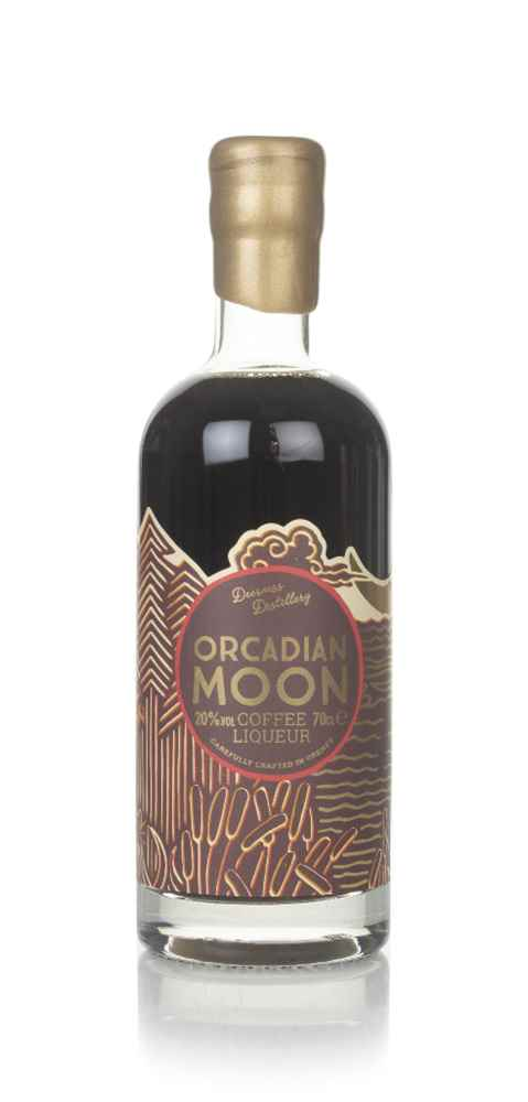 Orcadian Moon Coffee Liqueur