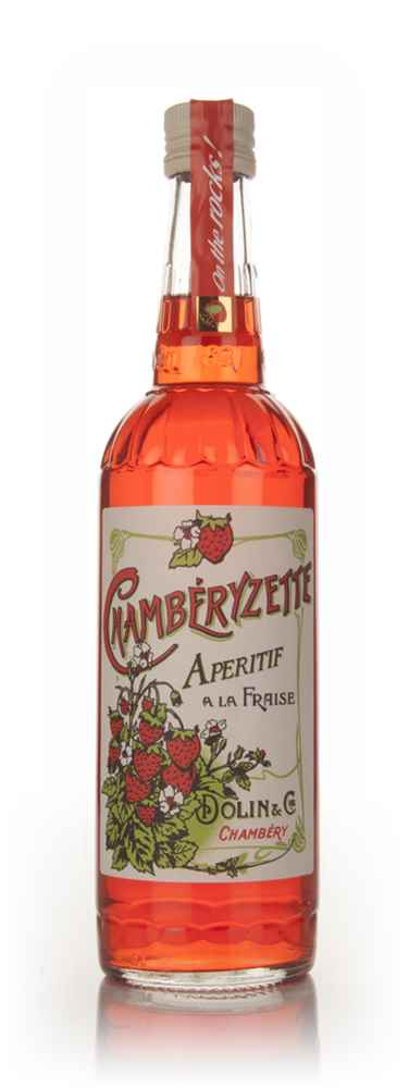 Dolin Chamberyzette (Strawberry)