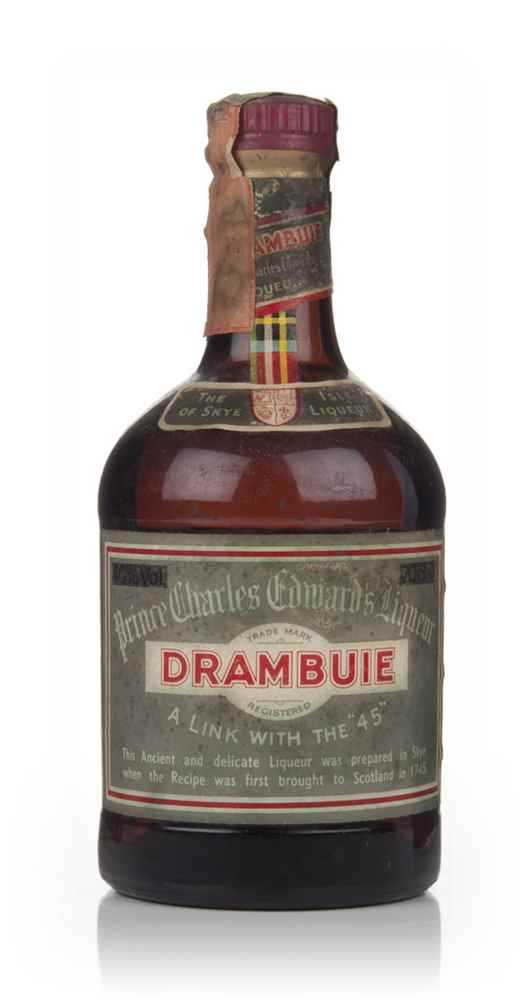 Drambuie - late 1970s/early 1980s