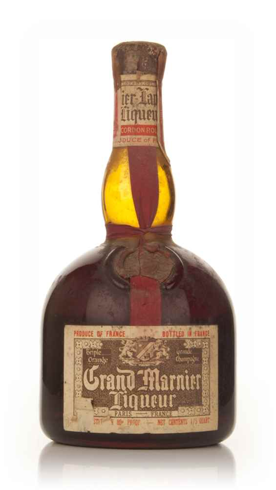 Grand Marnier Cordon Rouge - 1940s