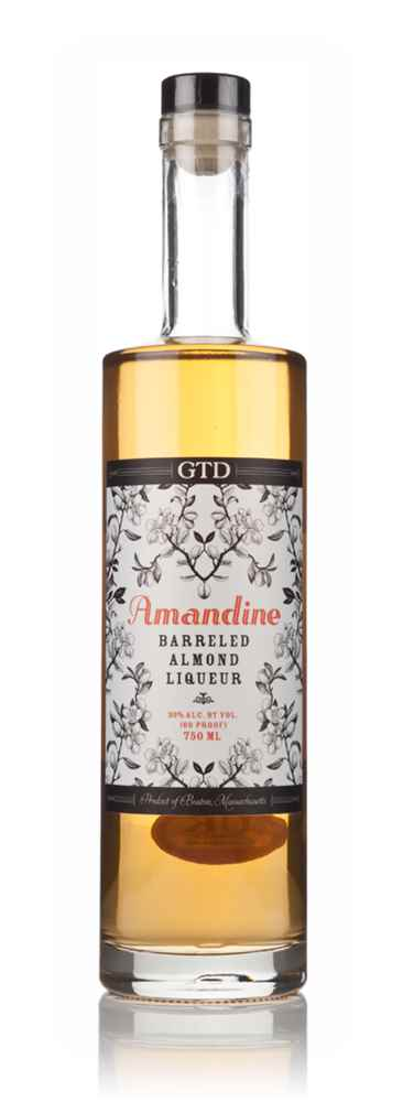 Amandine Barreled Almond Liqueur