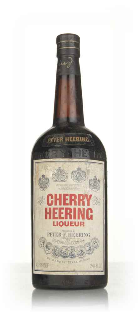Peter Heering Cherry Liqueur (70cl)  - 1970s