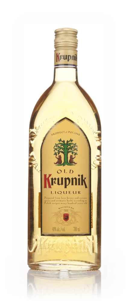 Old Krupnik Honey Liqueur 40%