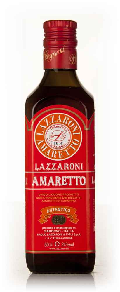 Lazzaroni Amaretto 50cl