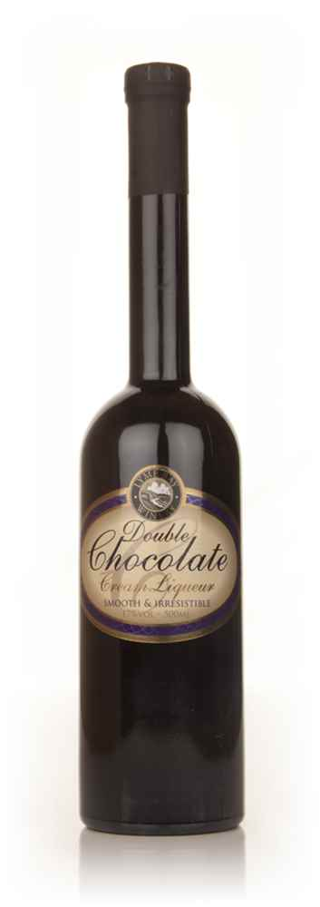 Double Chocolate Cream Liqueur (Lyme Bay Winery)