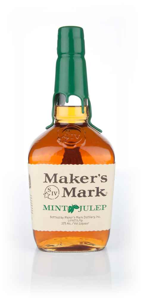 Maker's Mark - Mint Julep Liqueur