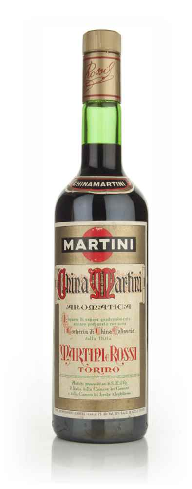 Martini & Rossi China Martini - 1970s