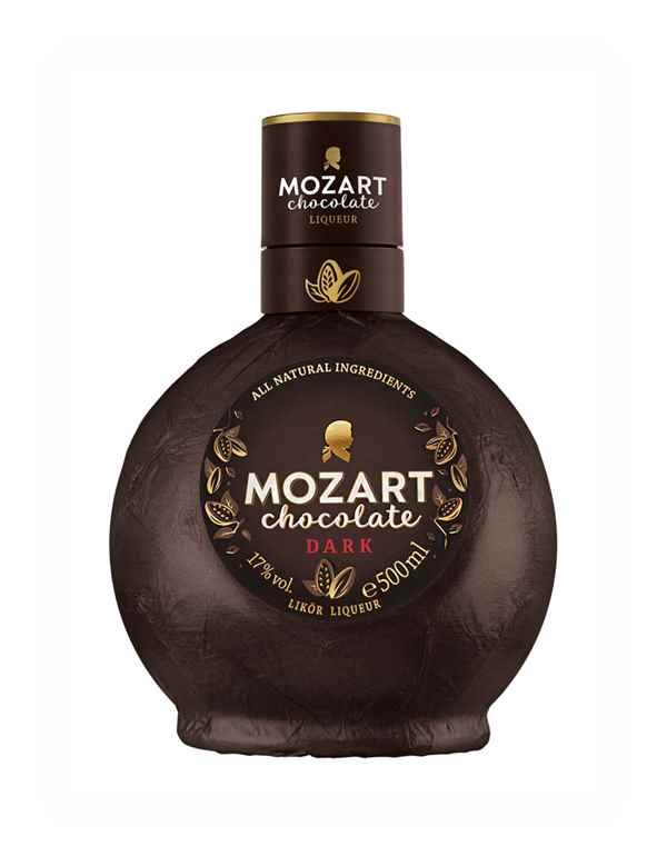 Mozart Dark Chocolate Liqueur
