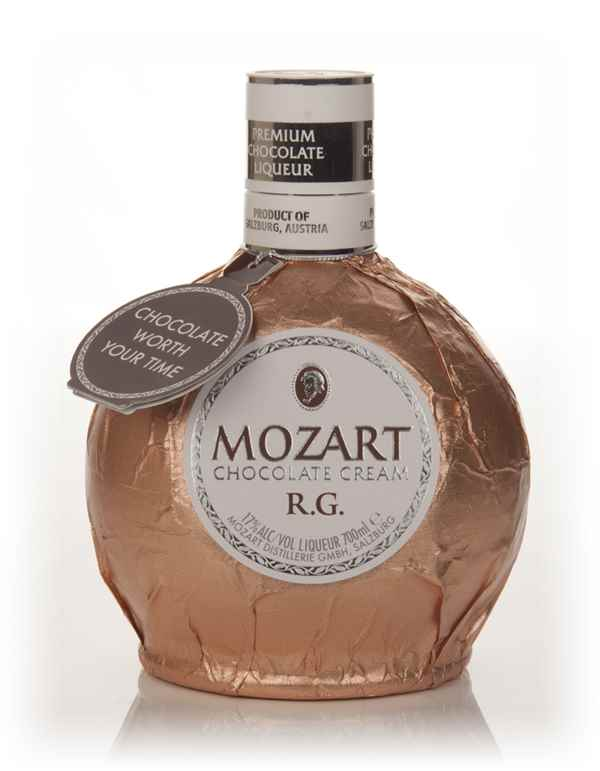 Mozart R.G. Premium Chocolate Cream