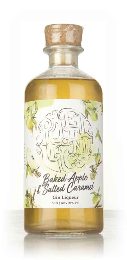 Poetic License Baked Apple & Salted Caramel Gin Liqueur
