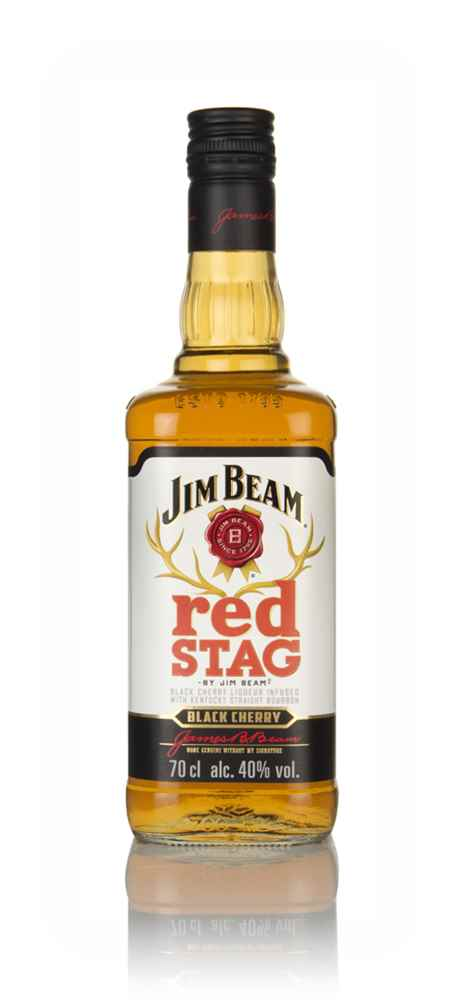 Jim Beam Red Stag - Black Cherry