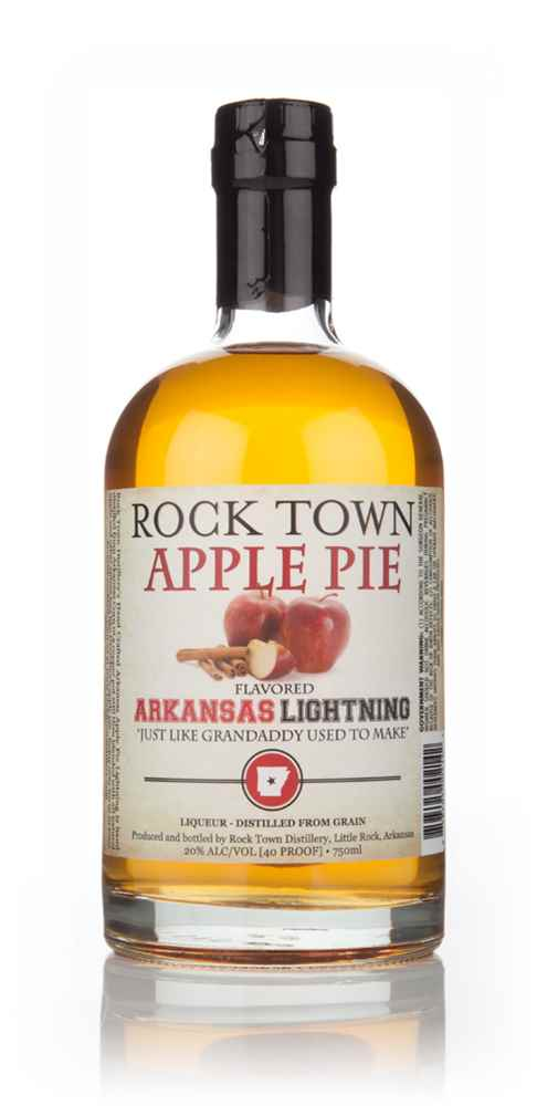 Rock Town Apple Pie Flavoured Arkansas Lightning