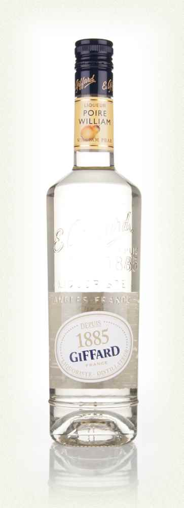 Giffard Poire William Pear Liqueur