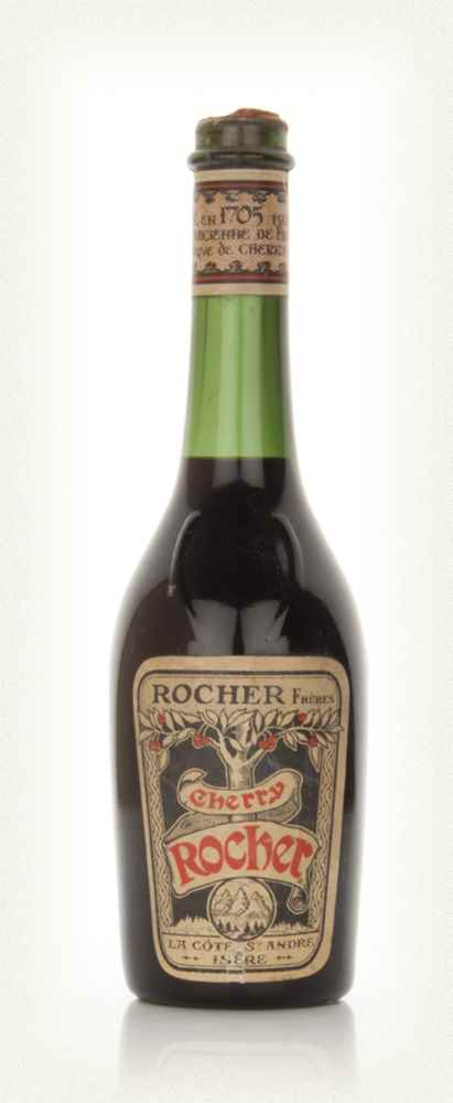 Rocher Cherry Brandy - 1944