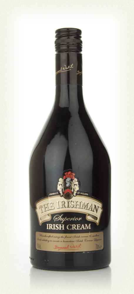 The Irishman - Irish Cream