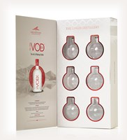 Lakes Vodka Bauble Set