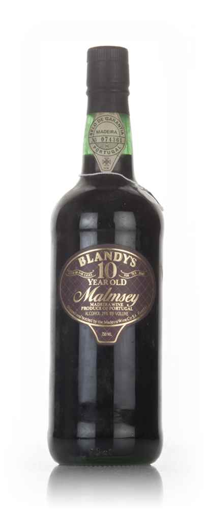 Blandy's 10 Year Old - 1980s