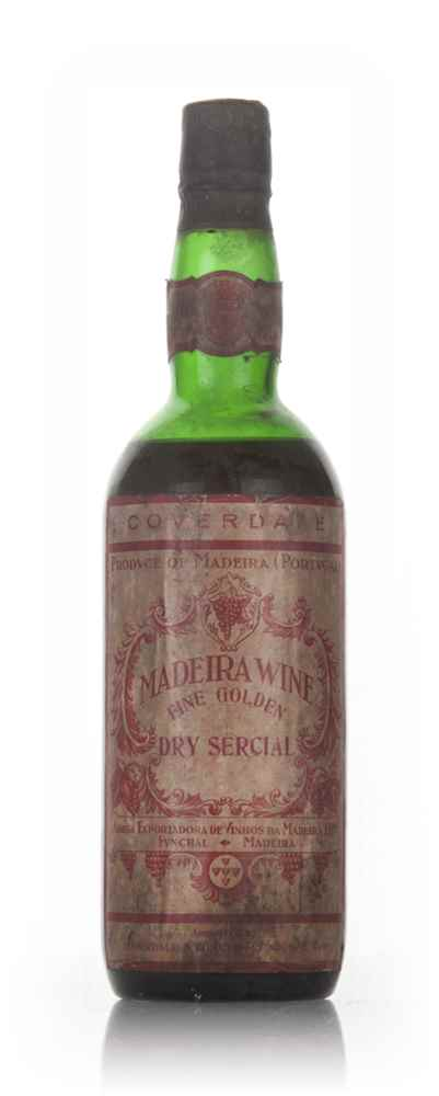 Coverdale Madeira Wine - 1950s