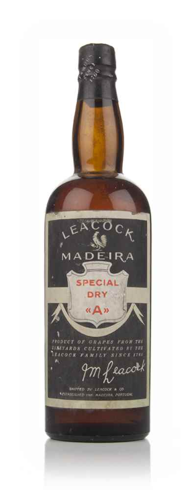 Leacock Special Dry A Madeira - 1960s
