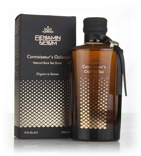 Benjamin & Blum Connoisseur's Oolong Tea Drink