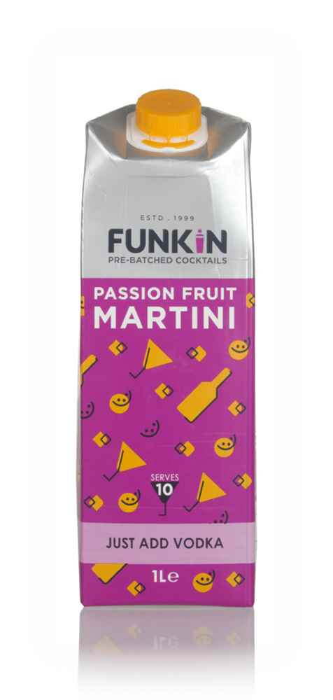 Funkin Passion Fruit Martini Cocktail Mixer