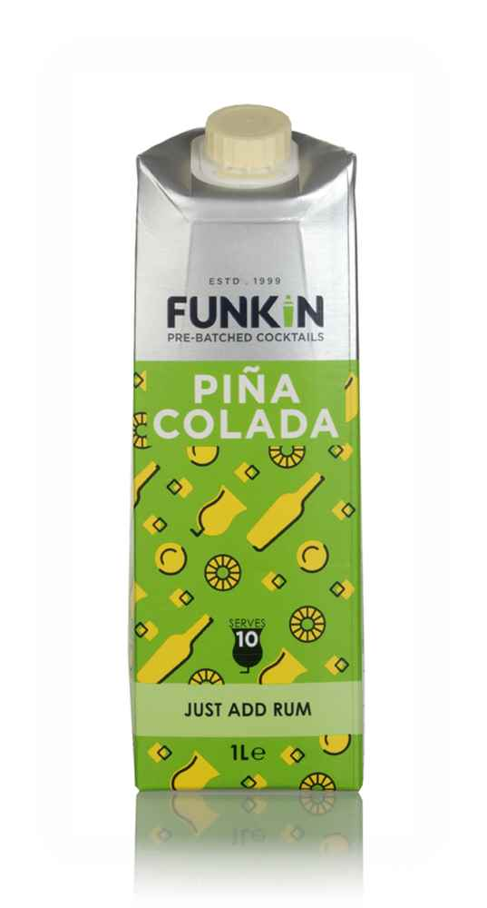 Funkin Piña Colada Cocktail Mixer