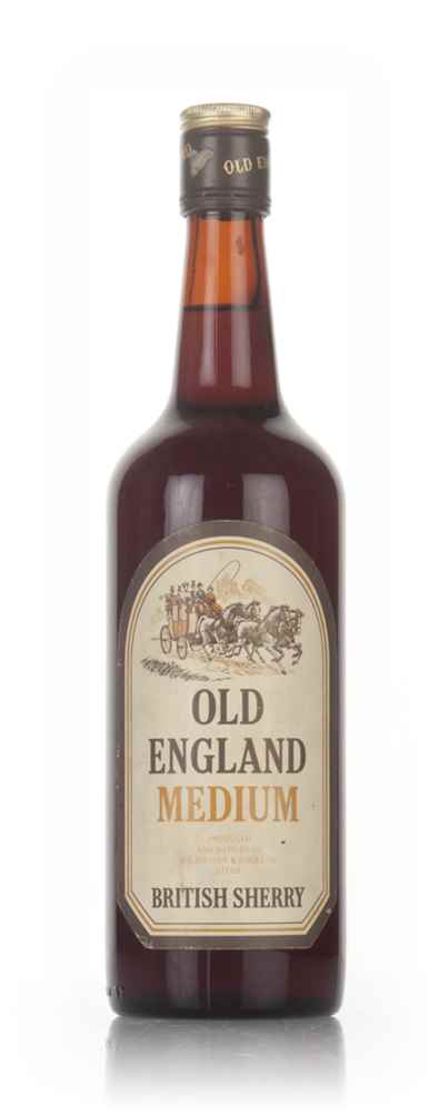 Old England Medium - 1970s