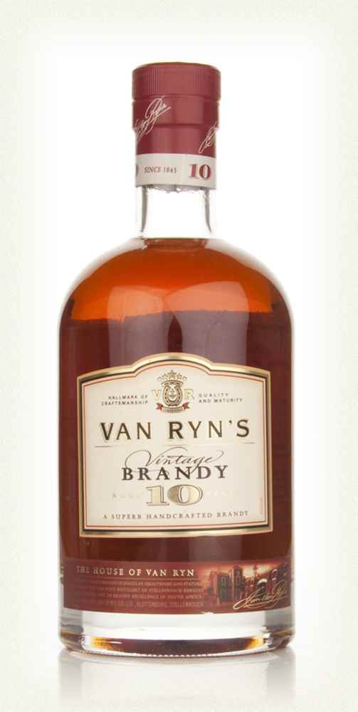Van Ryn's 10 Year Old Vintage Brandy