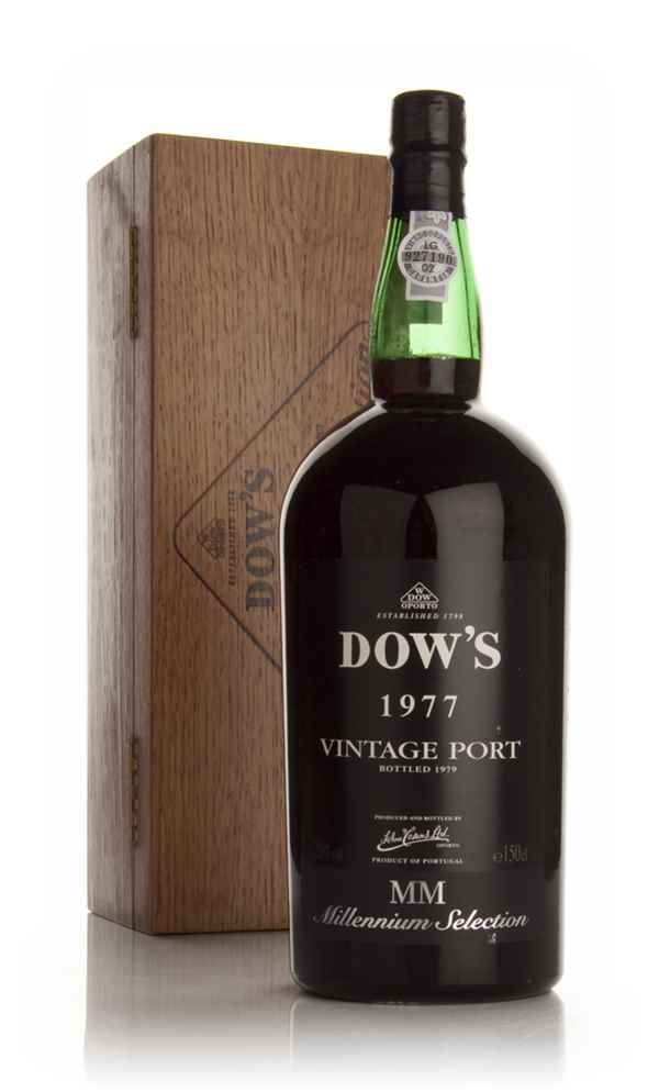 Dow's 1977 Vintage Port - Millennium Selection 1.5l