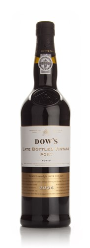 Dow's 2004 Late Bottled Vintage Port