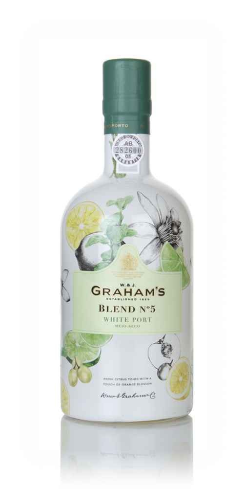 Graham's Blend Nº5 White Port