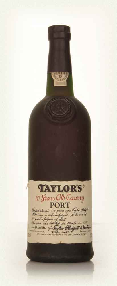 Taylor's 10 Year Old Tawny Port - 1970s