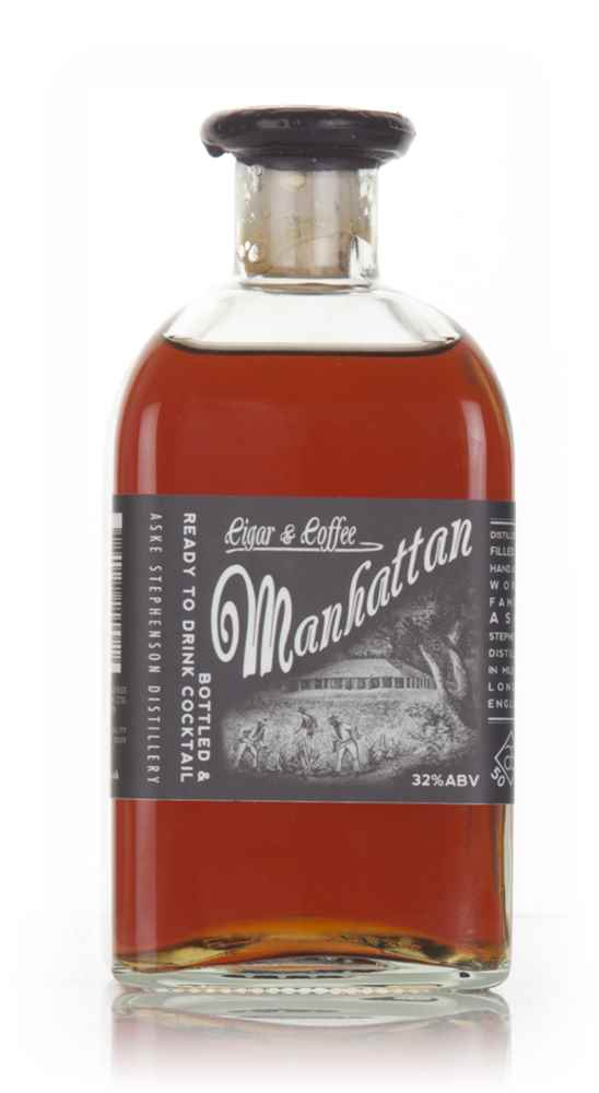 Aske Stephenson Cigar & Coffee Manhattan