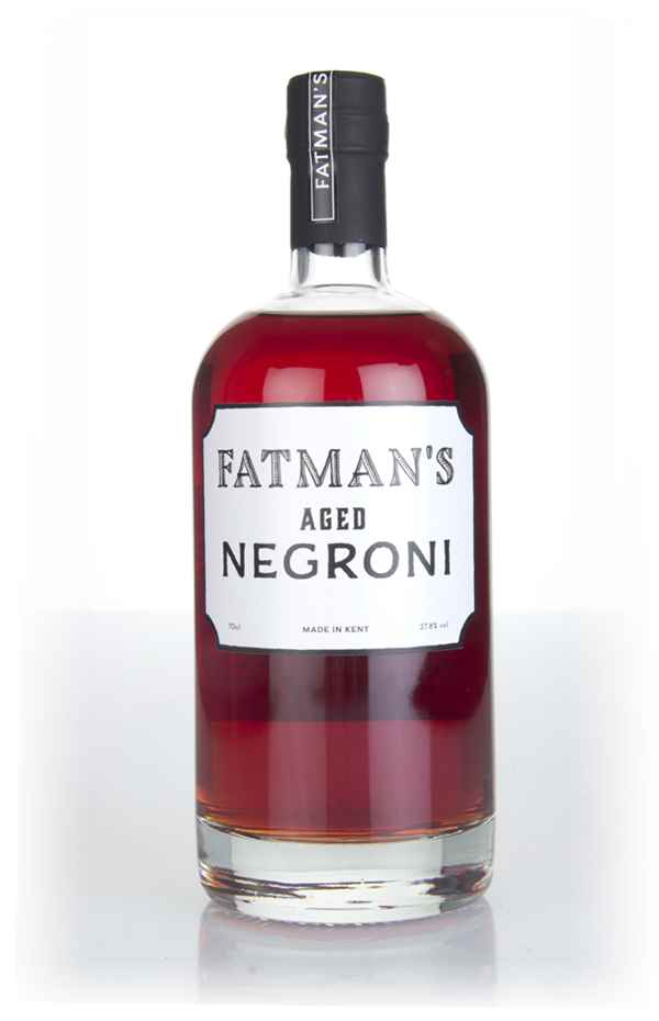 Bottled Aged Negroni