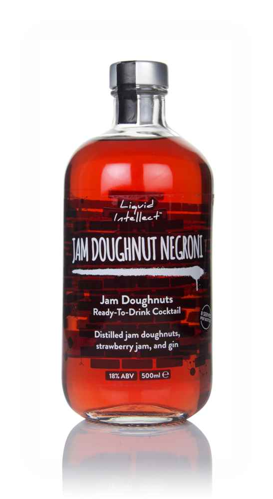 Liquid Intellect Jam Doughnut Negroni