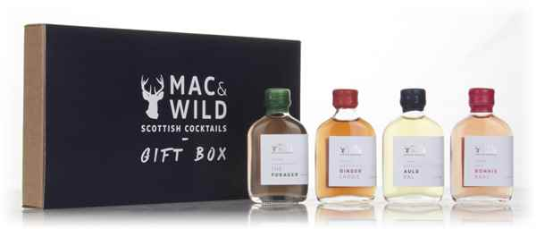 Mac & Wild Scottish Cocktails Gift Box