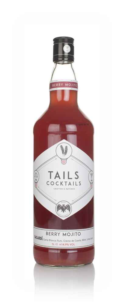 Tails Cocktails Berry Mojito