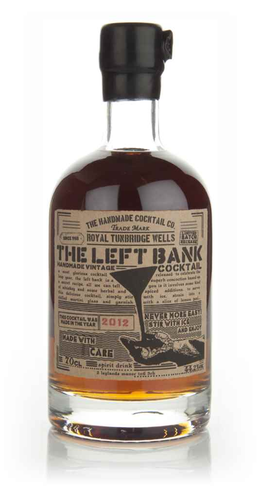 The Left Bank Cocktail
