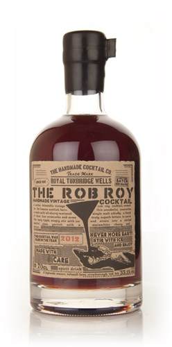 The Rob Roy Cocktail 2012