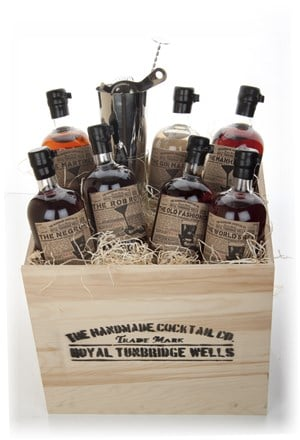 Vintage Cocktail Hamper 2012