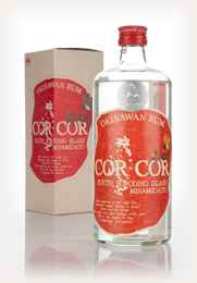 Cor Cor Red - Okinawan Rum 3cl Sample