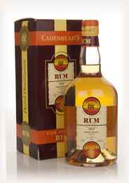 Hampden 12 Year Old Pot Still Rum (WM Cadenhead)
