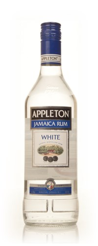 Appleton Estate Classic White 40%
