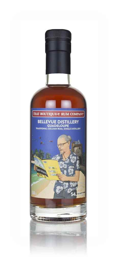 Bellevue 19 Year Old (That Boutique-y Rum Company)