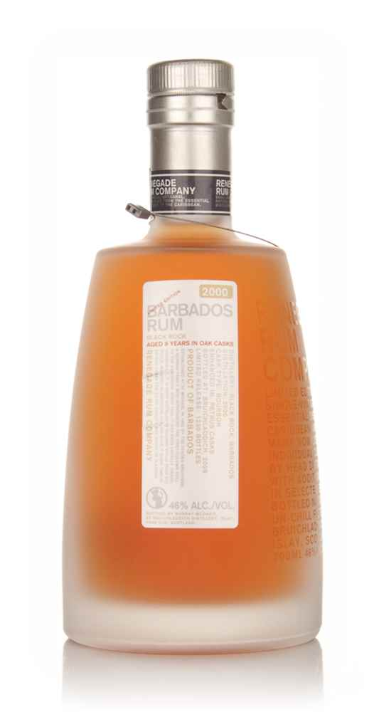 Renegade Barbados Black Rock 9 Year Old 2000 - Château Pétrus Cask Finish
