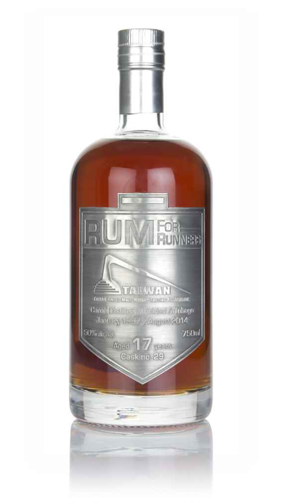 Caroni 17 Year Old 1997 (cask 29) - Rum for Runners