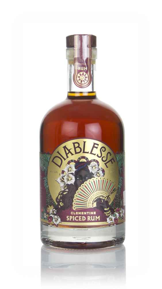 Diablesse Clementine Spiced Rum