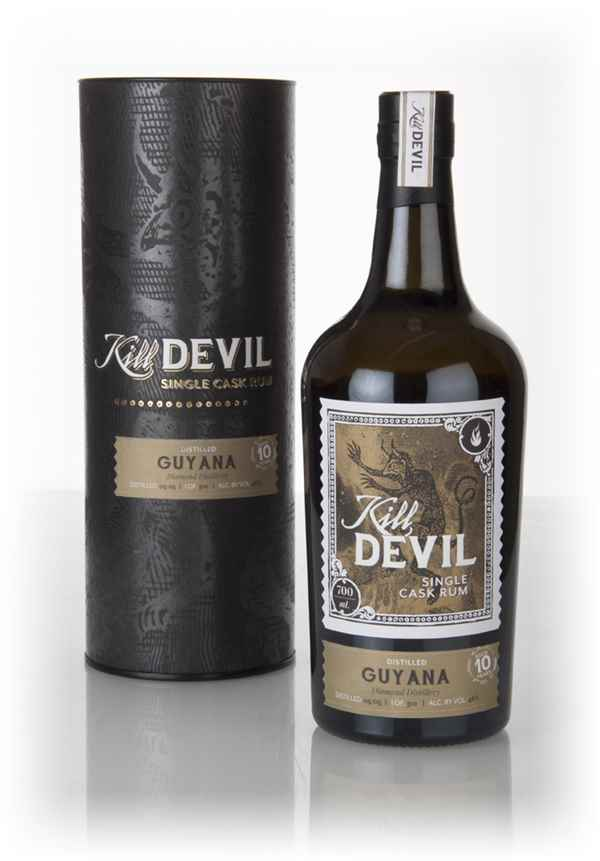 Diamond 10 Year Old 2005 Guyanese Rum - Kill Devil (Hunter Laing)
