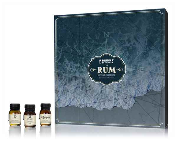 Rum Advent Calendar (2017 Edition)